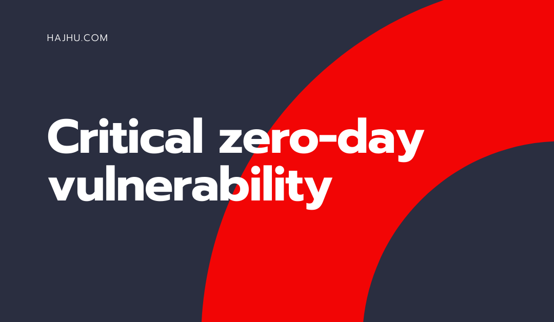 Critical zero-day vulnerability fixed in WordPress File Manager